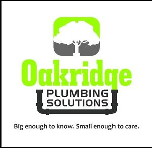 Oakridge Plumbing Solutions Kitchener / Waterloo Kitchener Area image 1