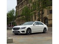 Chauffeur Car Hire £99 WEDDINGS, PROM/Airports/Evenings - Midlands