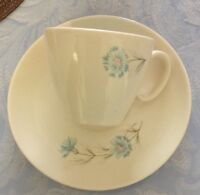 """Vintage """"Ever Yours Boutonniere"""" Cup Set"""