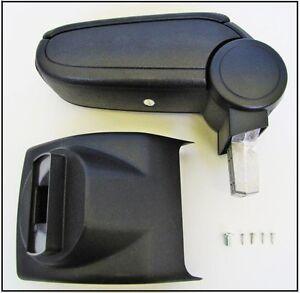 accoudoir special vw golf 5 sur mesure tablier tissus fixation solide ebay. Black Bedroom Furniture Sets. Home Design Ideas