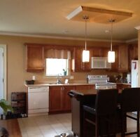 Luxery 2 bedroom semi-detached - Dieppe CABLE INTERNET INCLUDED