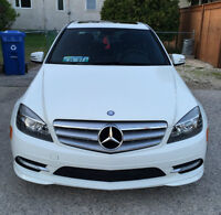 2011 Mercedes-Benz C-Class RARE VERSION. NEW TIRES, BRAKES+ MORE
