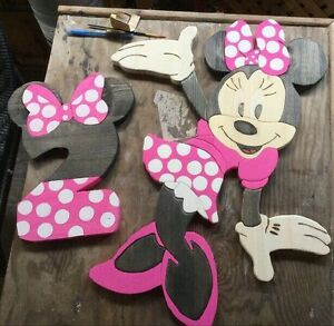Minnie Mouse toddlers bed Cornwall Ontario image 3