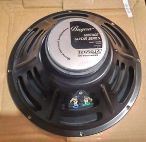 """Bugera 12"""" 50 watt speakers, 4 ohm"""