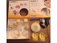 Medela Swing Maxi Double Electric 2-phase Breastpump (reasonable offers are welcome)