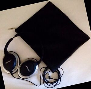 EXCELLENT CASQUE AUDIO BOSE AE2 SOUNDTRUE OVER-EAR COMME NEUF !