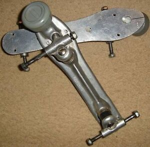 CHICAGO ROLLERSKATE PLATES Cambridge Kitchener Area image 1