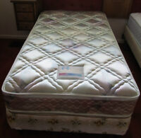 Sealy twin bed