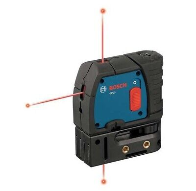 Bosch Gpl3 3-point Self Leveling Alignment Laser Level