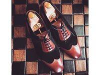 Herring Shoes: Shackleton.