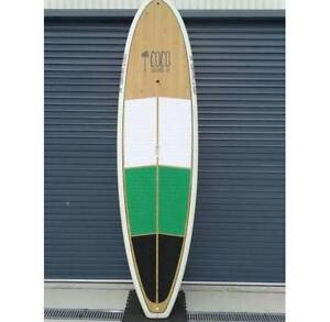 SUP Stand Up Paddle- Bamboo 10-allrounder Lauderdale Clarence Area Preview