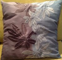 4 DECOATIVE  PILLOWS - PAID $73 AT BOUCLAIR