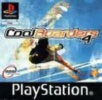 Cool Boarders 4       PS1
