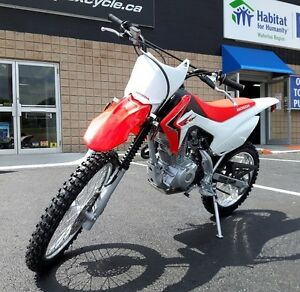 2016 Honda CRF125F B Kitchener / Waterloo Kitchener Area image 3