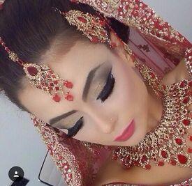 Bridal make up artist £220
