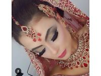 Bridal make up artist £220