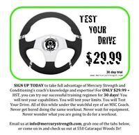 Test Your Drive