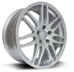 Roues (Mags)   4 saisons RTX OE Ingolstadt Argent 5-112  AUDI