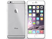 iPhone 6 64GB silver Well looked after