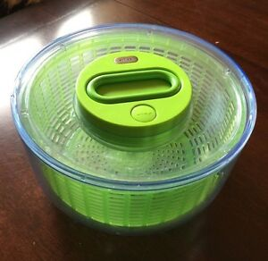 Zyliss Premium Quality salad spinner. Only ever used once. Belleville Belleville Area image 1
