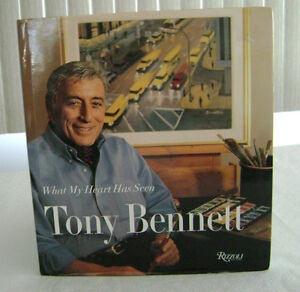 Tony Bennett -- His Story and Paintings (BOOK)