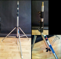 Monfrotto Air Cusshioned Studio Light Stand (for any light)