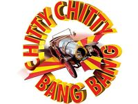 Chitty chitty bang bang Edinburgh