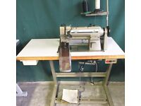 Singer 211 walking foot compound feed industrial sewing machine