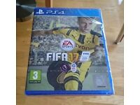 Fifa 17 PS4 Brand New and Sealed