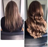 Certified Hair Extension Specialist ♡ (Fusion,Tape In,Microlink)