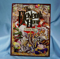 THE ELEVENTH HOUR: A CURIOUS MYSTERY BY GRAEME BASE