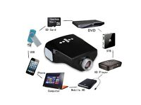 Mini Home Projector LED HD BRAND NEW