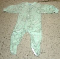 BABYS FOOTED PYJAMA SLEEPER - 6 MONTH - UNUSED