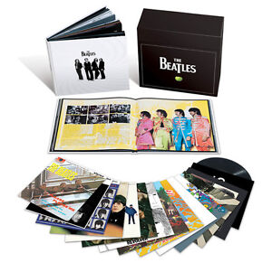 The Beatles  - limited Stereo LP Vinyl Box Set // Neu // REMASTERED