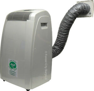12000 BTU PORTABLE AIR CONDITIONER - Amazing Surplus Price - Why pay more at a big box store?