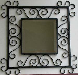 Wrought iron Mirrors,Tables & Desk