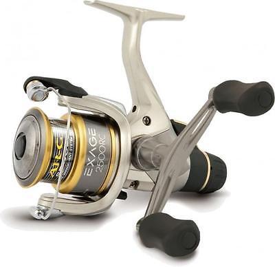 Shimano NEW Rear Drag Exage 2500 RCDH Double Handle Fishing Reel - EXG2500RCDH