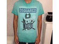 Mens D-Squared T Shirt.
