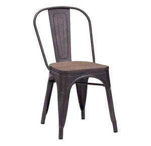 RESTAURANT INDUSTRIAL DINING CHAIR BAR STOOL DINING/BAR TABLE