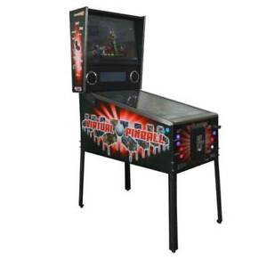 PERTH ARCADE MACHINES 881 GAME VIRTUAL PINBALL MACHINE BRAND NEW