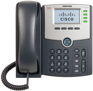 Cisco Small Business SPA504G IP Phone with PoE