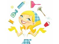 End of tenancy cleaning and domestic