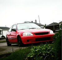 Honda Civic 2000 Manuel