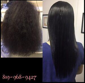 TRAITEMENT ALA KÉRATINE BRÉSILIENNE cheveux  lisse Gatineau Ottawa / Gatineau Area image 5
