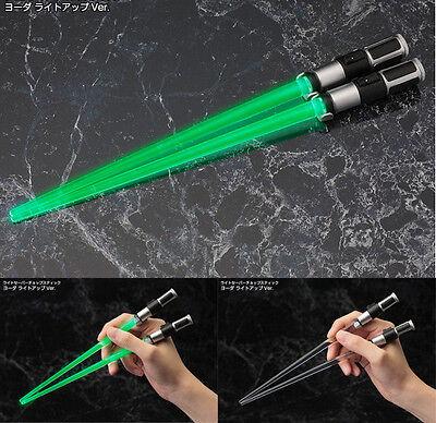 Star Wars   Yoda Light Up Version Lightsaber Chopsticks