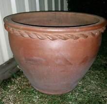 Terracotta Garden Pot Raymond Terrace Port Stephens Area Preview
