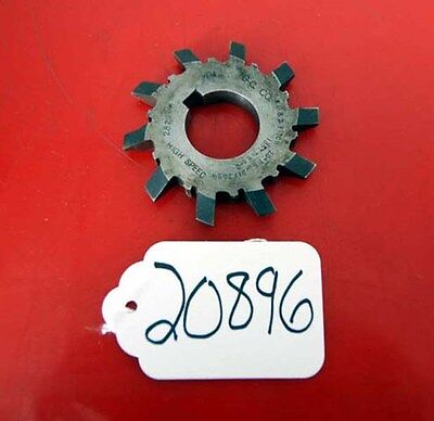 B-C Co. Gear Milling Cutters PA 20deg DIA. 2.696 #1-8D (Inv.20896), used for sale  Portland