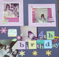 Scrapbooks made for you!