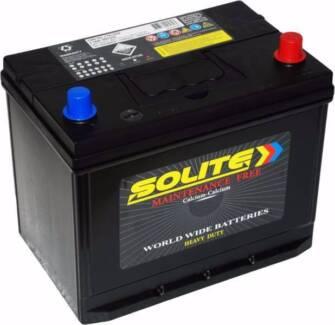 Car Battery NS70L HONDA/HOLDEN/FORD/HYUNDAI/KIA/MAZDA/
