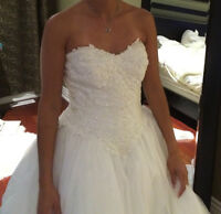 Beautiful Wedding Dress, excellent condition